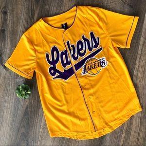 NBA Shirts | Ml2xl Nba La Lakers Mens Jersey | Poshmark